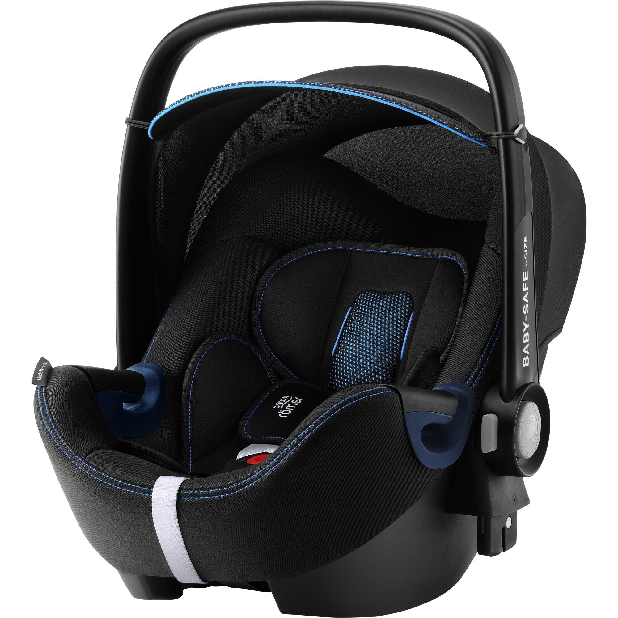 ROMER Baby-Safe 2 i-Size 2020 Cool Flow - Blue