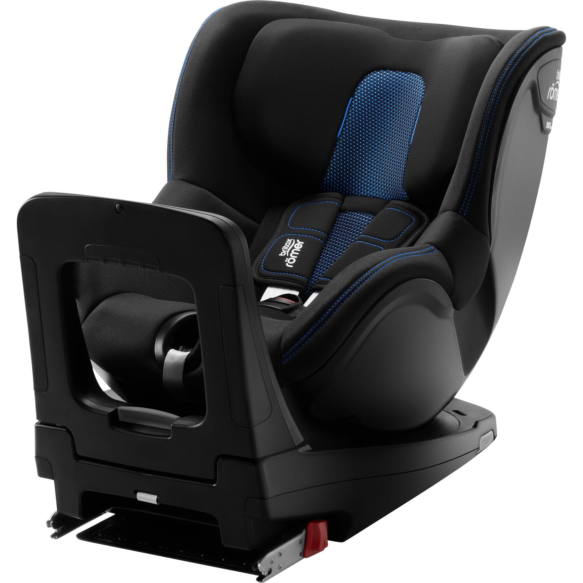 ROMER Dualfix M i-Size 2020 Cool Flow - Blue