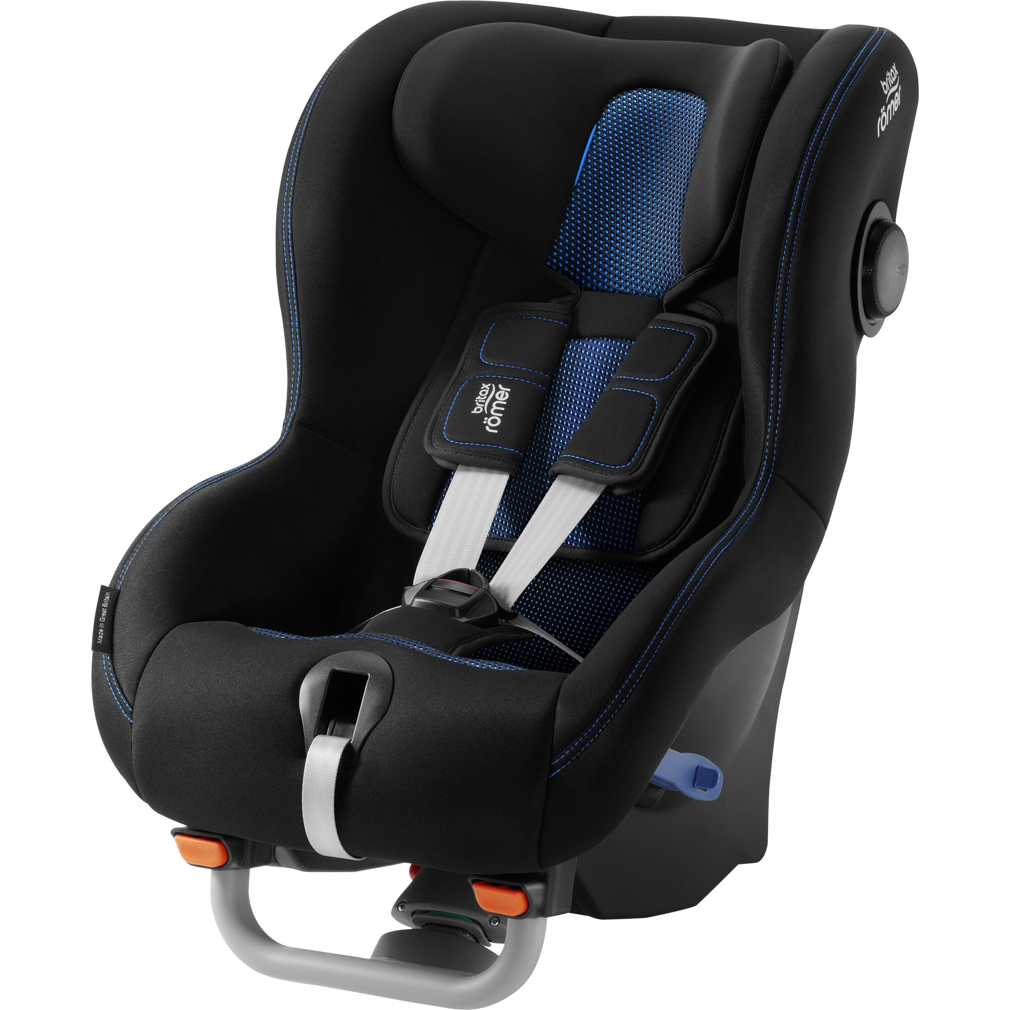 BRITAX  Autosedačka Max-Way Plus, Cool Flow -  Blue