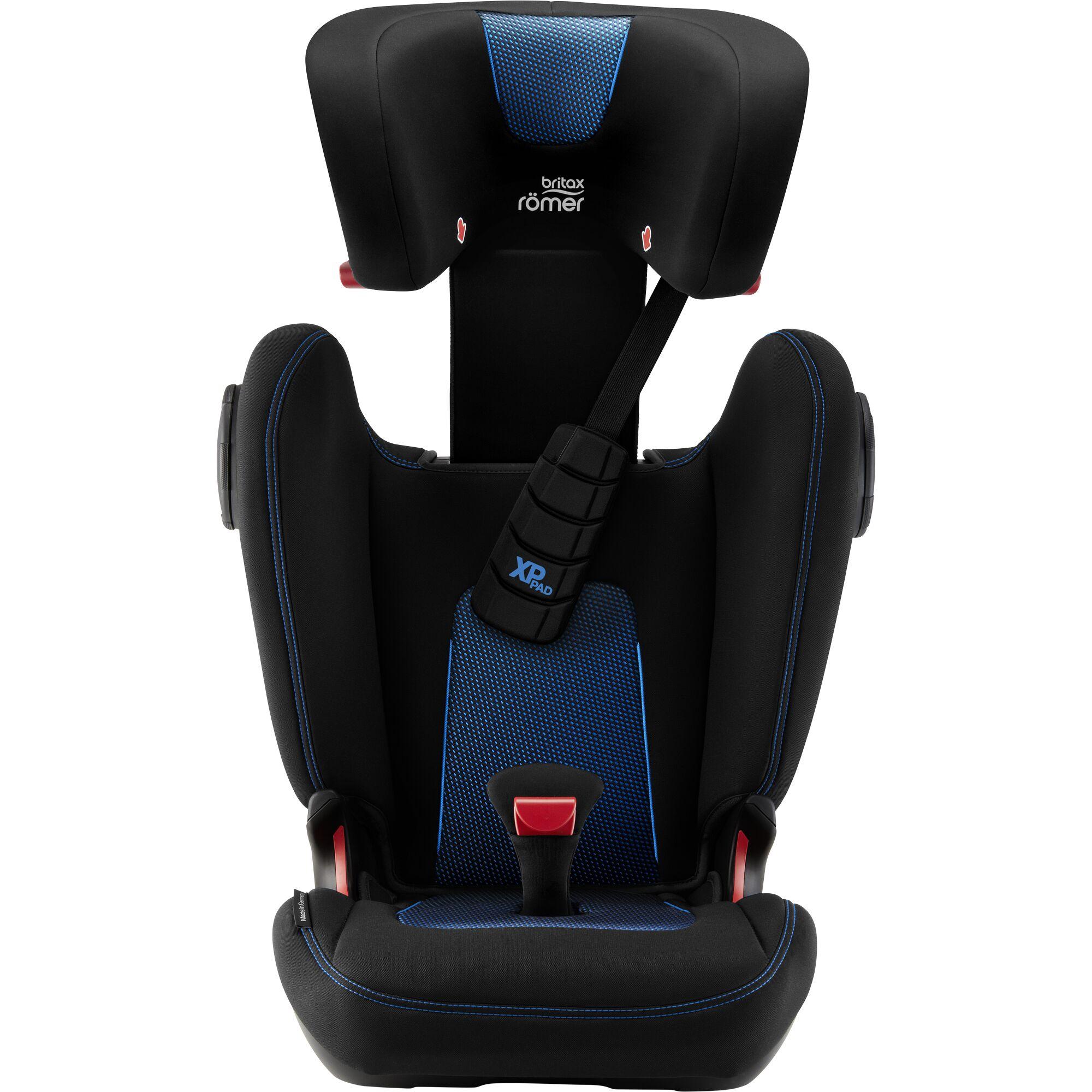 Autosedačka Kidfix III S, Cool Flow - Blue