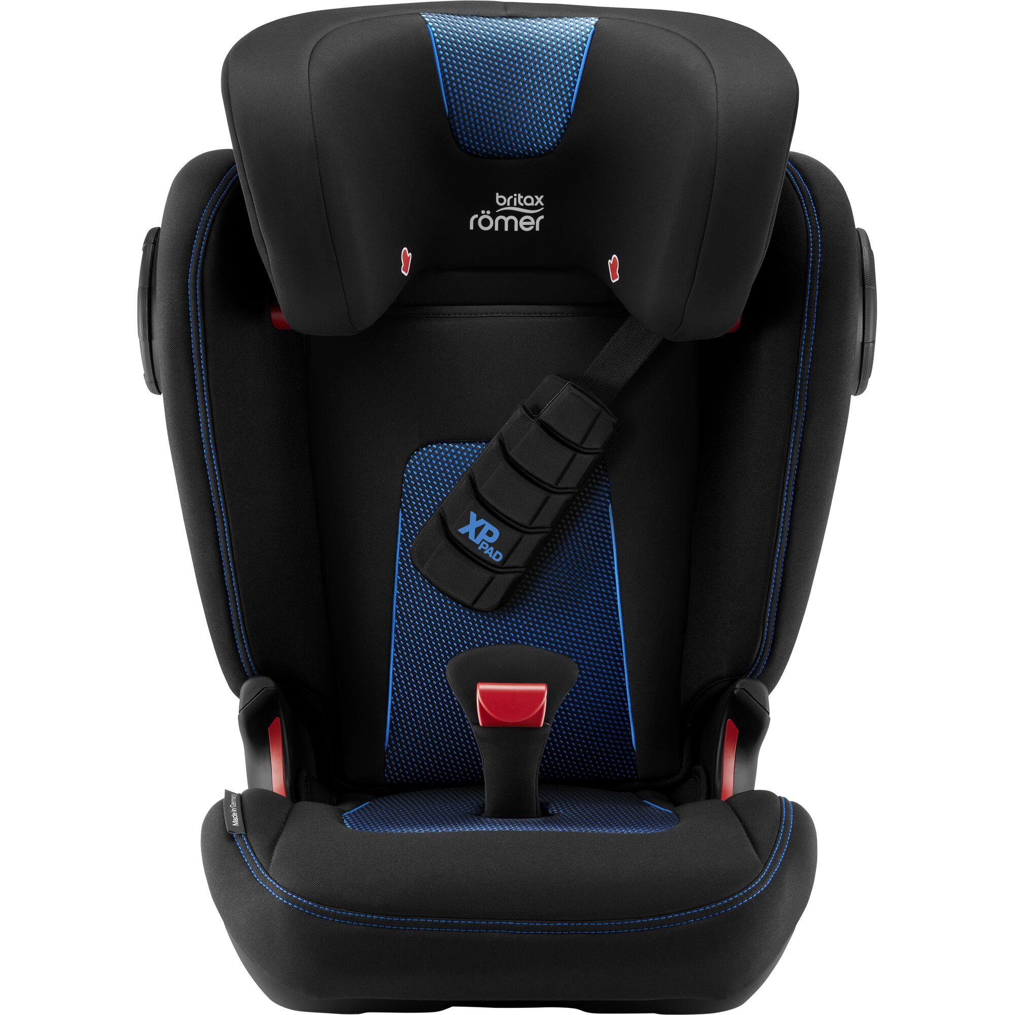 Autosedačka Britax Römer Kidfix III S - Cool Flow - Blue