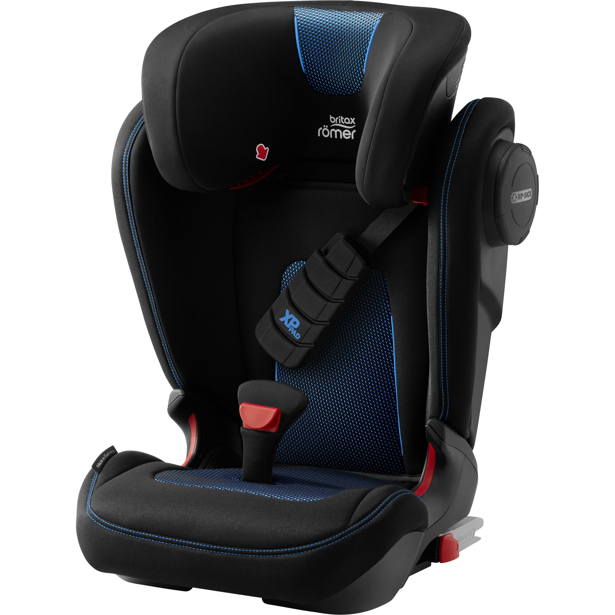 ROMER Kidfix III S 2020 Cool Flow Blue