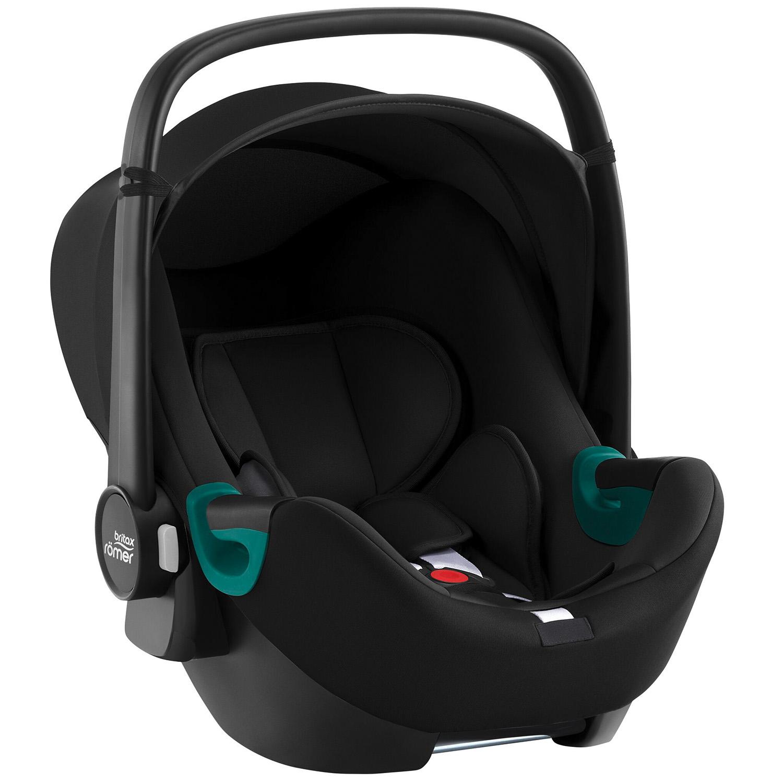 Autosedačka Baby-Safe 3 i-Size, Space Black