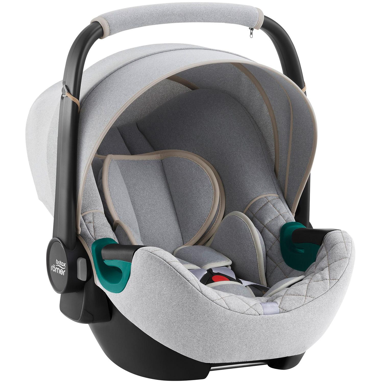 Autosedačka Baby-Safe 3 i-Size, Nordic Grey