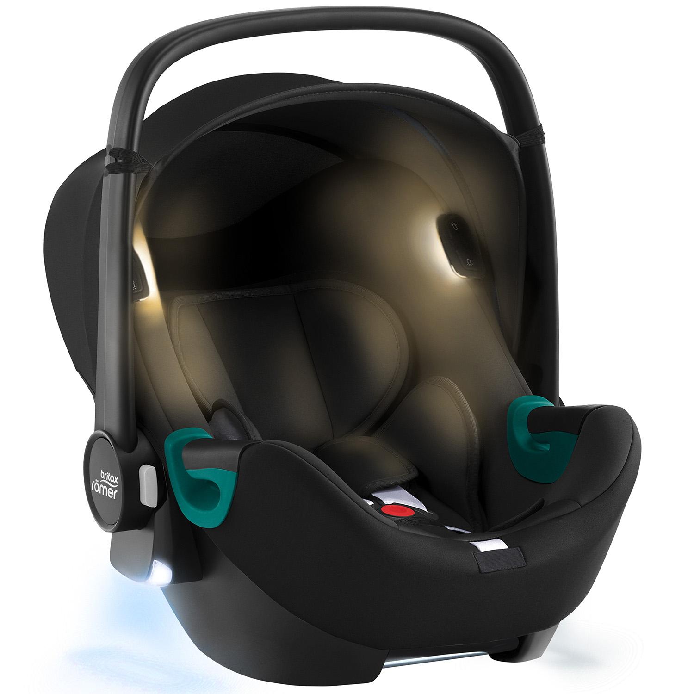BRITAX Autosedačka Baby-Safe iSense, Space Black