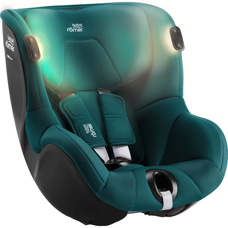 Autosedačka Dualfix iSense, Atlantic GreenX