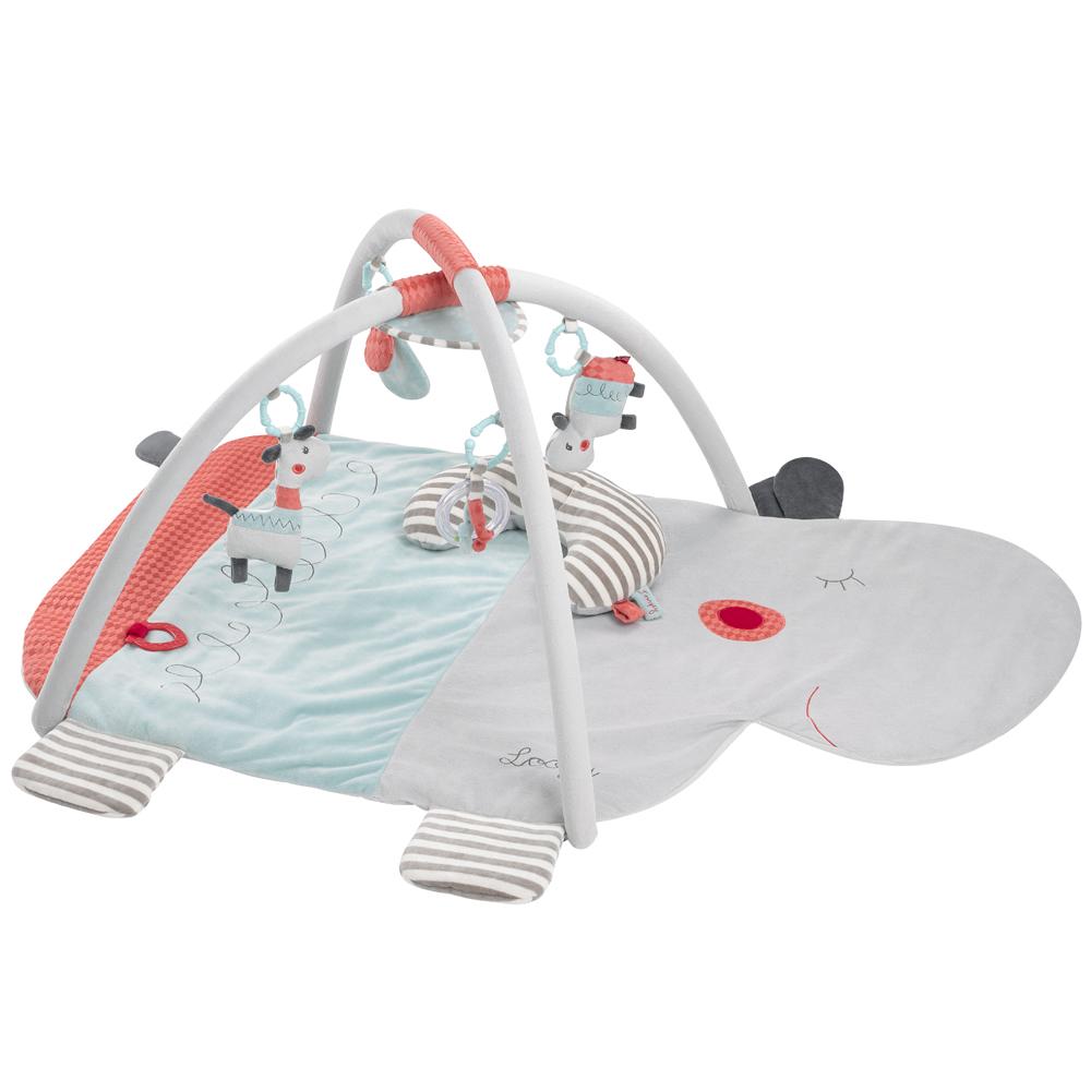 BABY FEHN 3D aktivity deka, Loopy&Lotta