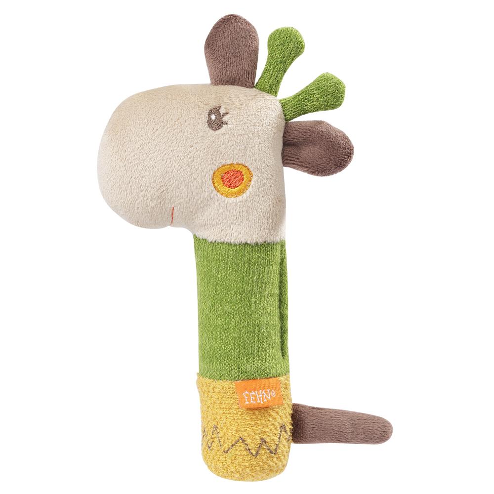 BABY FEHN  Pískací hračka do ruky, Loopy&Lotta
