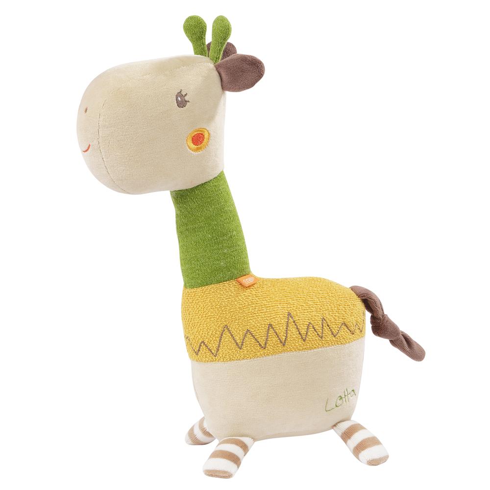 Hračka XL žirafa, Loopy&Lotta Žirafa