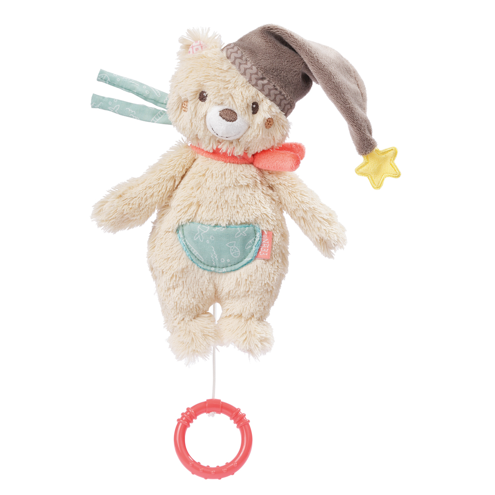 Hrací hračka mini méďa, Bruno Mini méďa