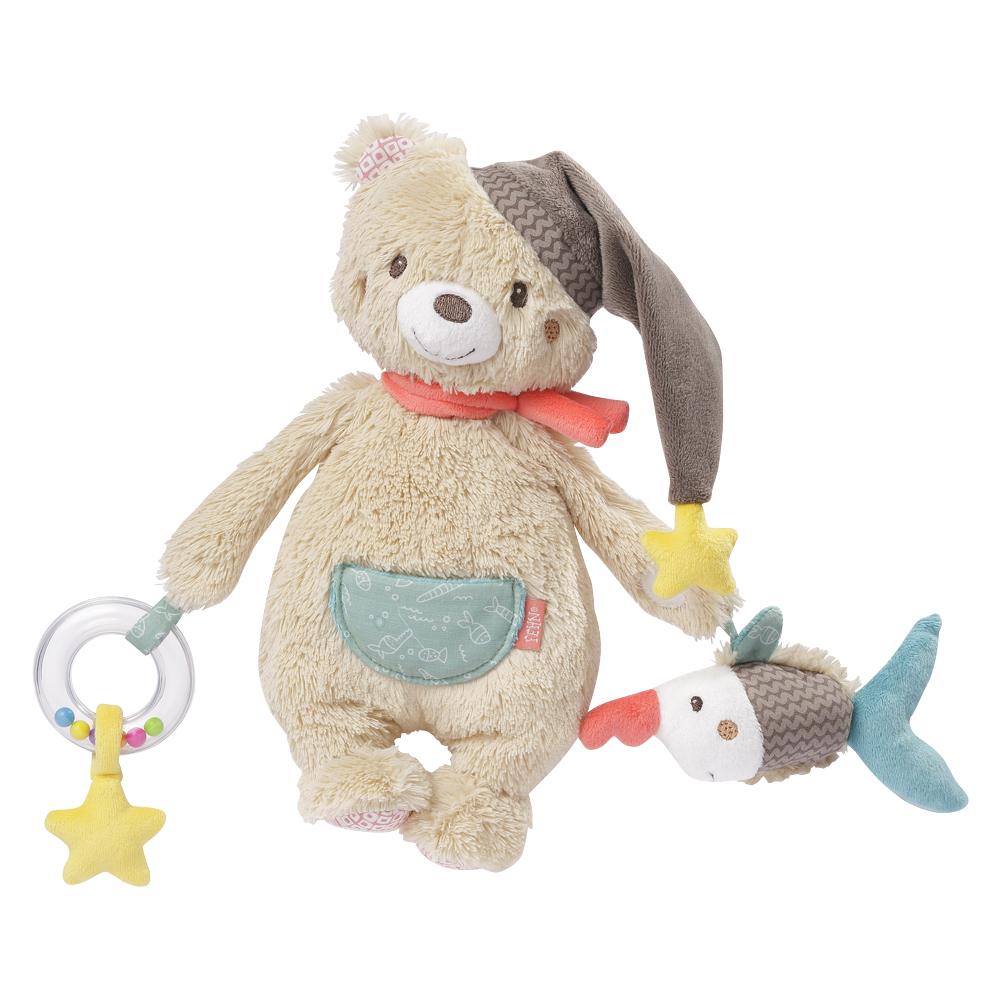 Aktivity hračka medvěd, Bruno Medvěd