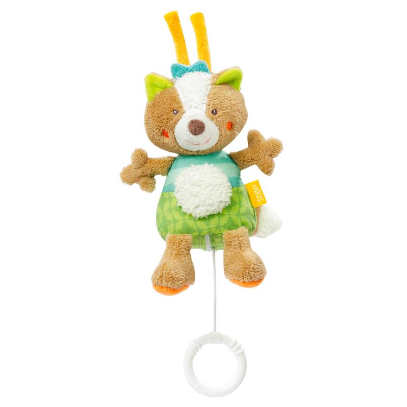 BABY FEHN  Závěsná hračka liška, Forest Liška