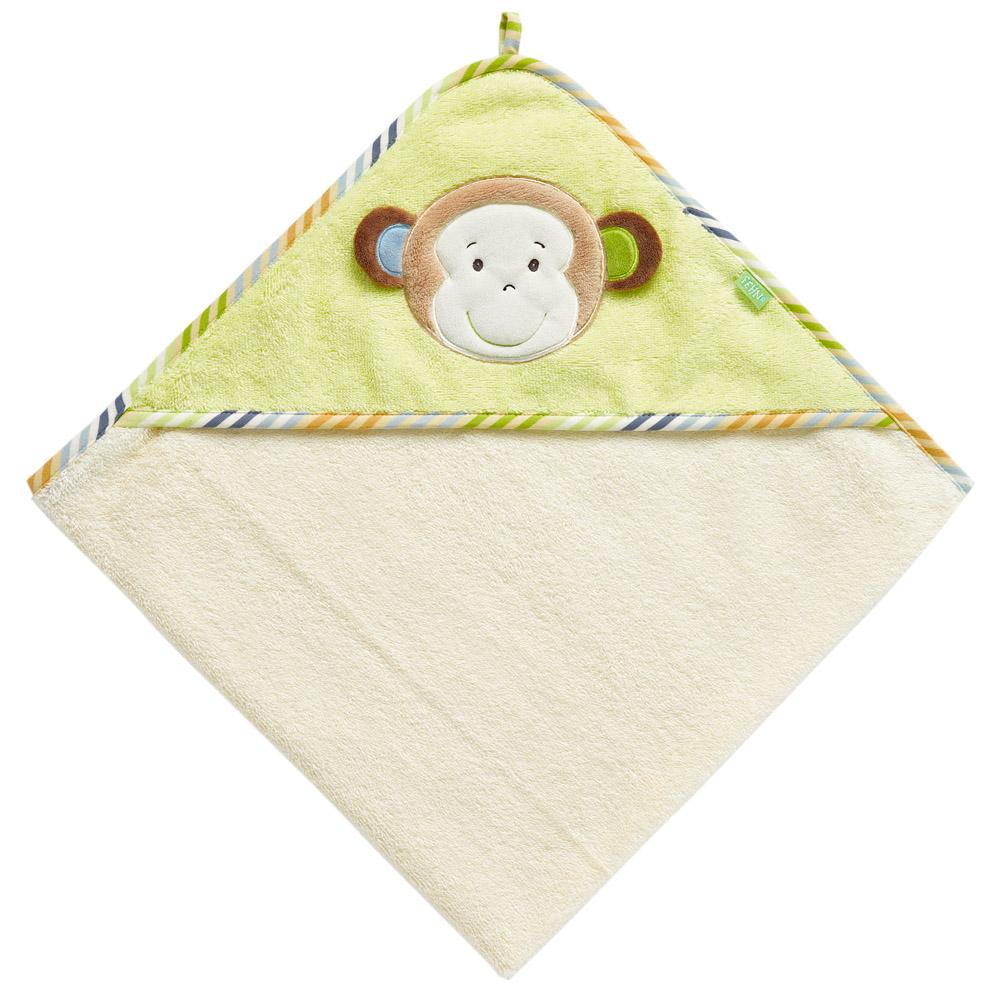 Ručník s kapucí opička, Monkey Donkey Opička