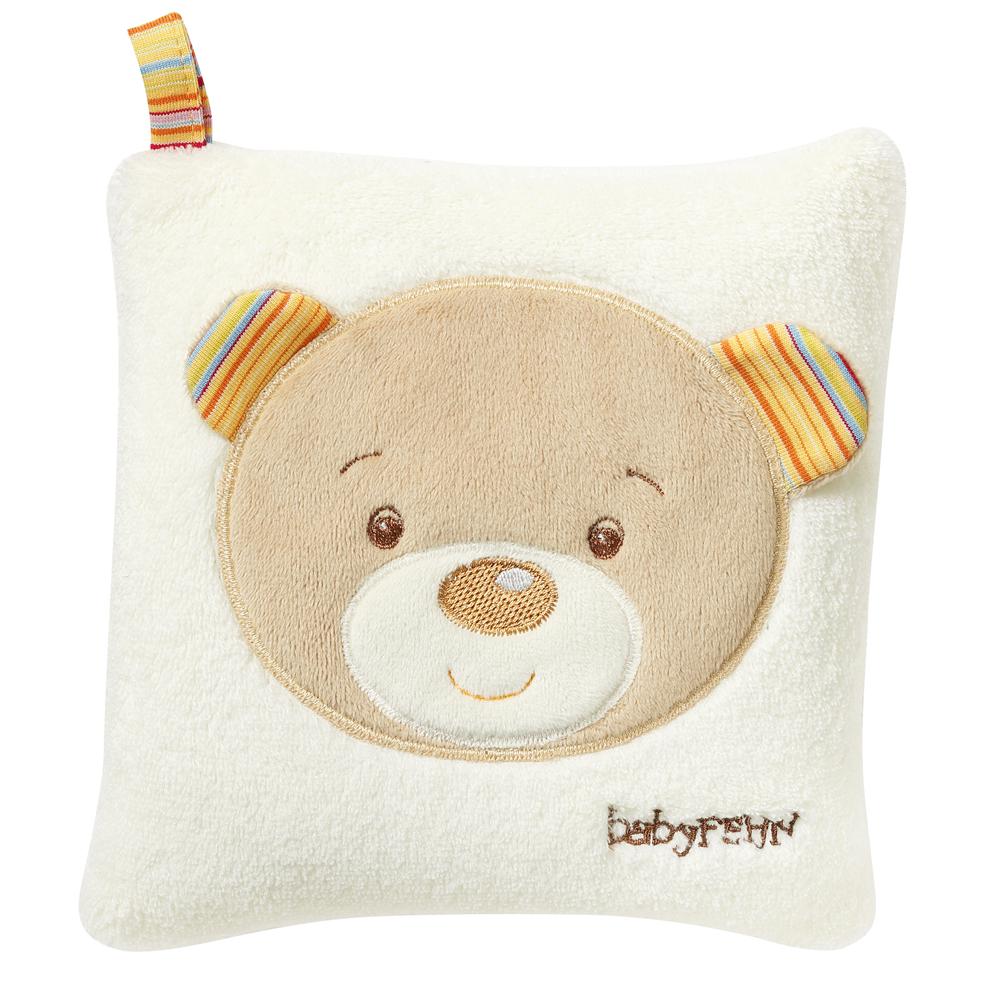 BABY FEHN  Nahřívací polštářek medvídek, Rainbow Medvídek