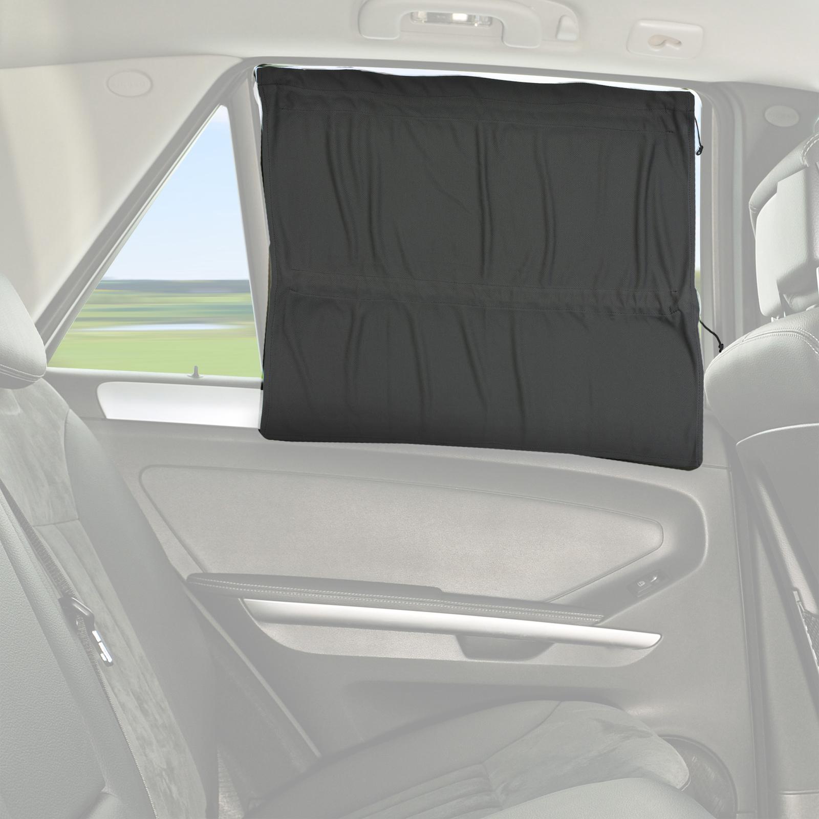 Zatahovací sluneční clona do auta, 30105