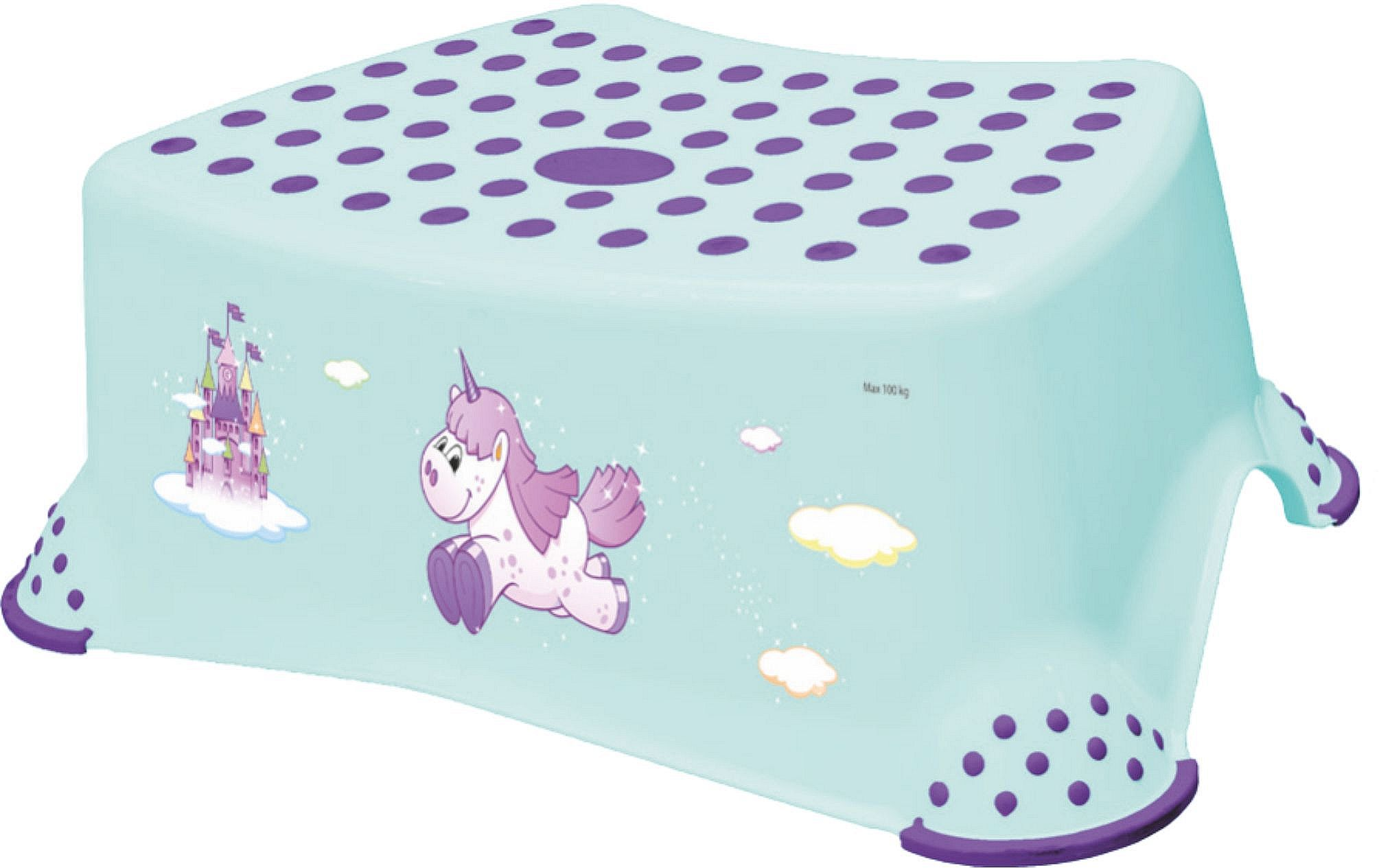 "KEEEPER  Stupínek k WC/umyvadlu ""Unicorn"""