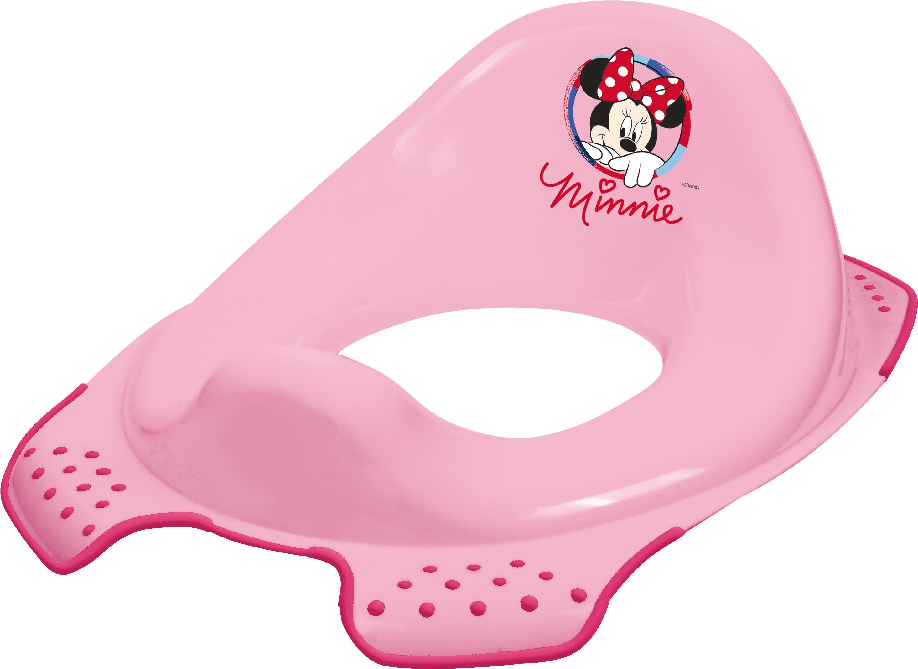 "Adaptér na WC ""Minnie"", Růžová"
