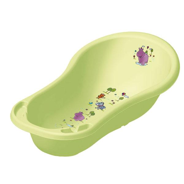 """Dětská vanička 100cm """"Hippo"""", Zelená"""
