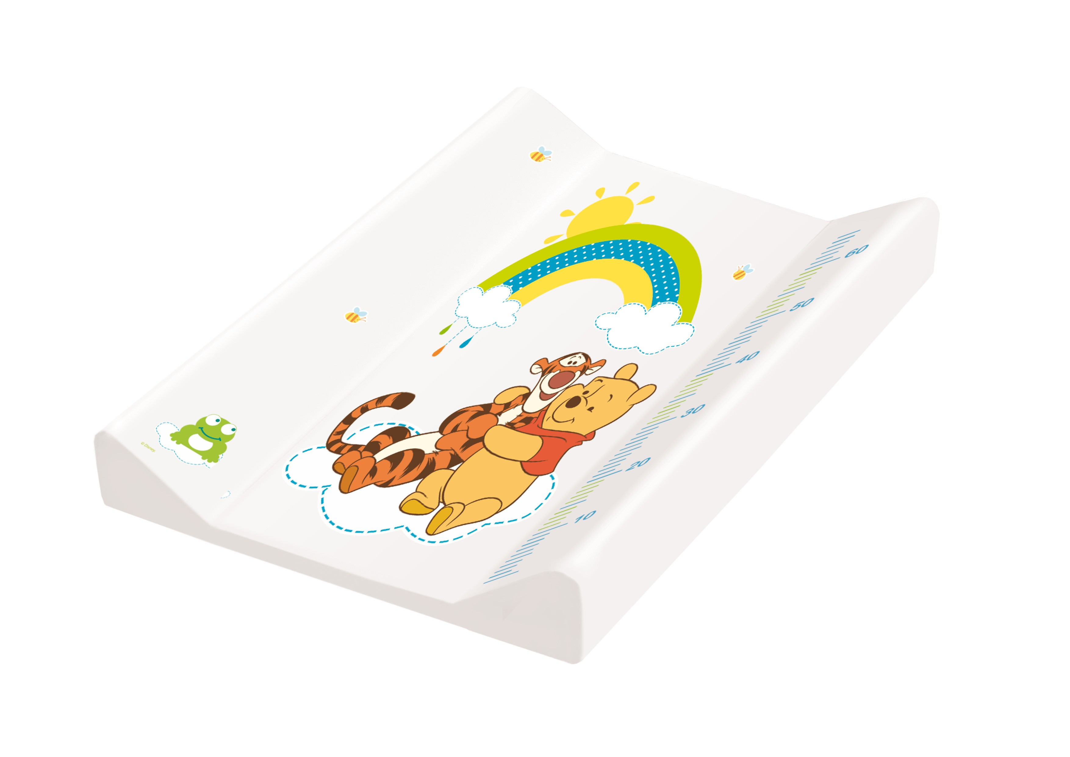 """Podložka s pevnou deskou """"Winnie Pooh"""", Bílá"""