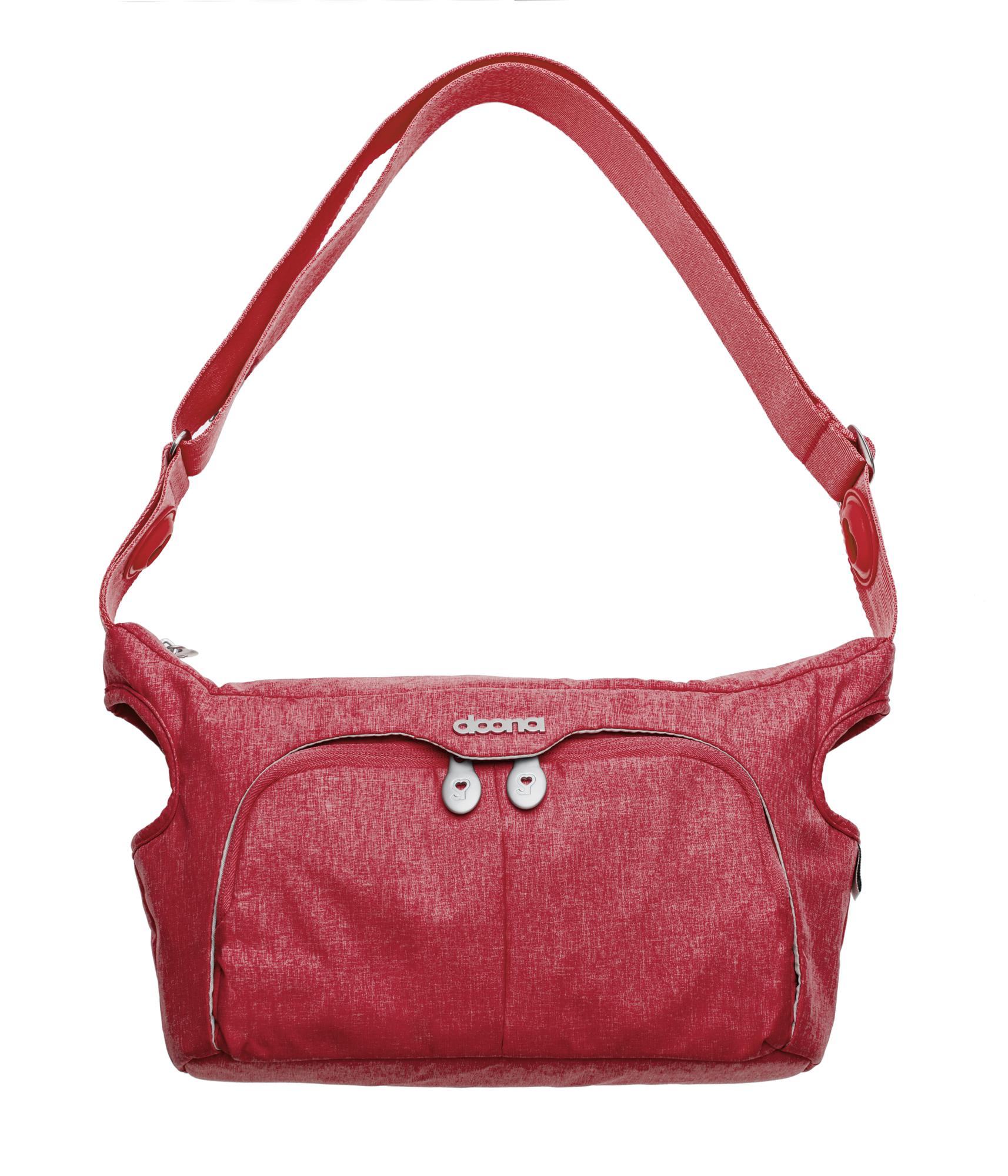 Přebalovací taška, Red