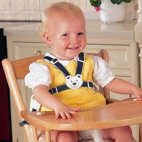 Vodítko pro dítě, Navy White