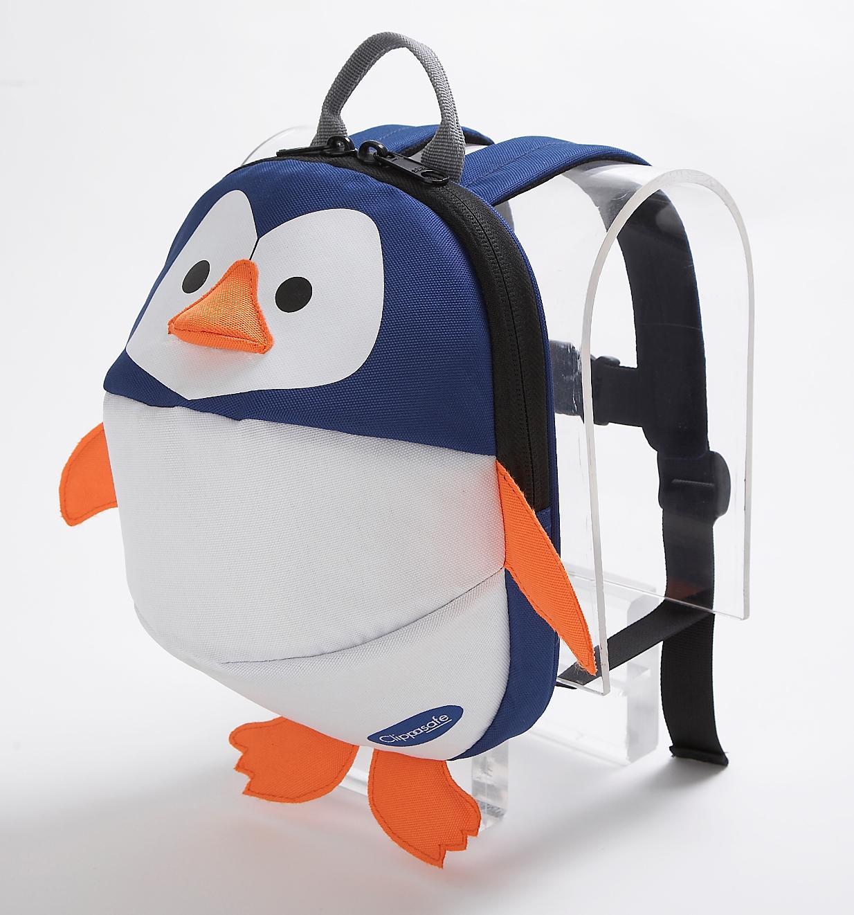 Baťůžek s odnímatelným vodítkem, Penguin