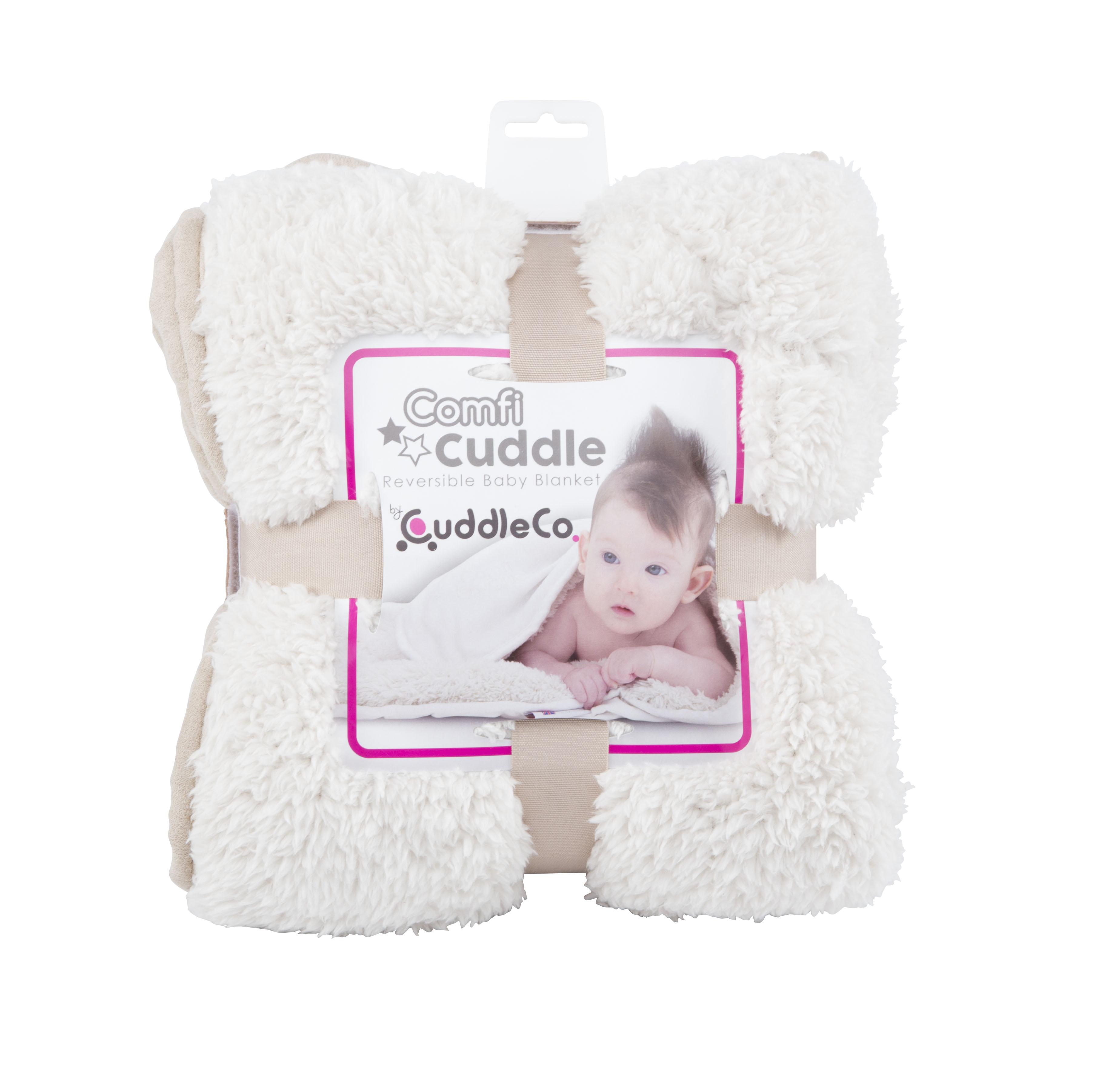 Dětská deka Comfi-Cuddle 110x75cm, Mink