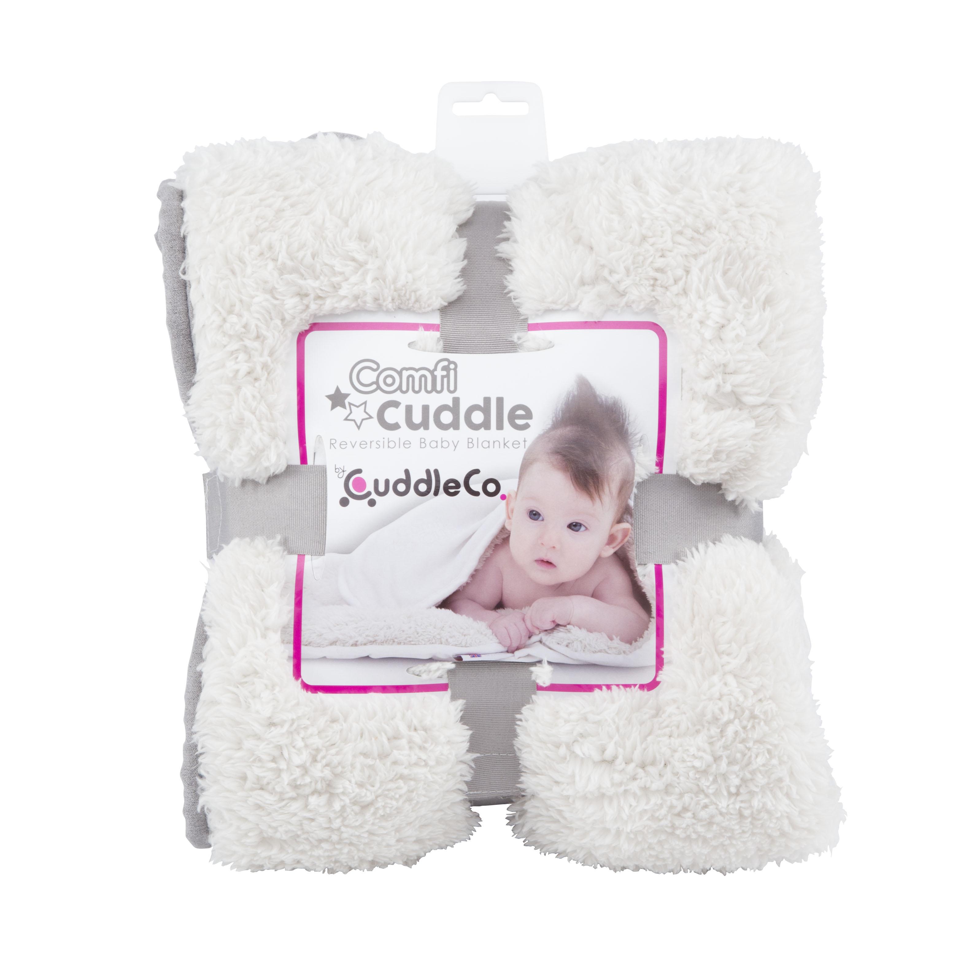 Dětská deka Comfi-Cuddle 110x75cm, Pearl