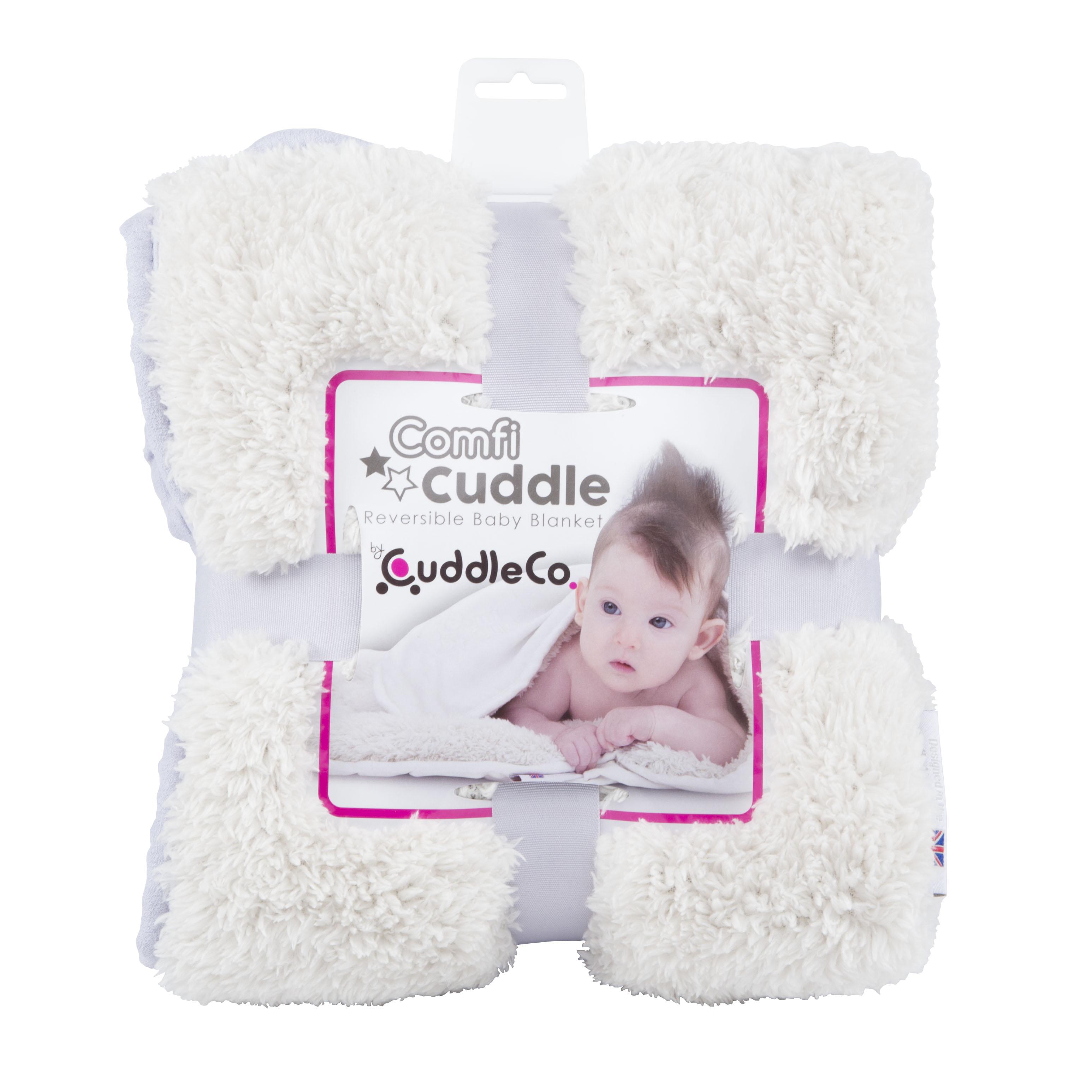 Dětská deka Comfi-Cuddle 110x75cm, Lila
