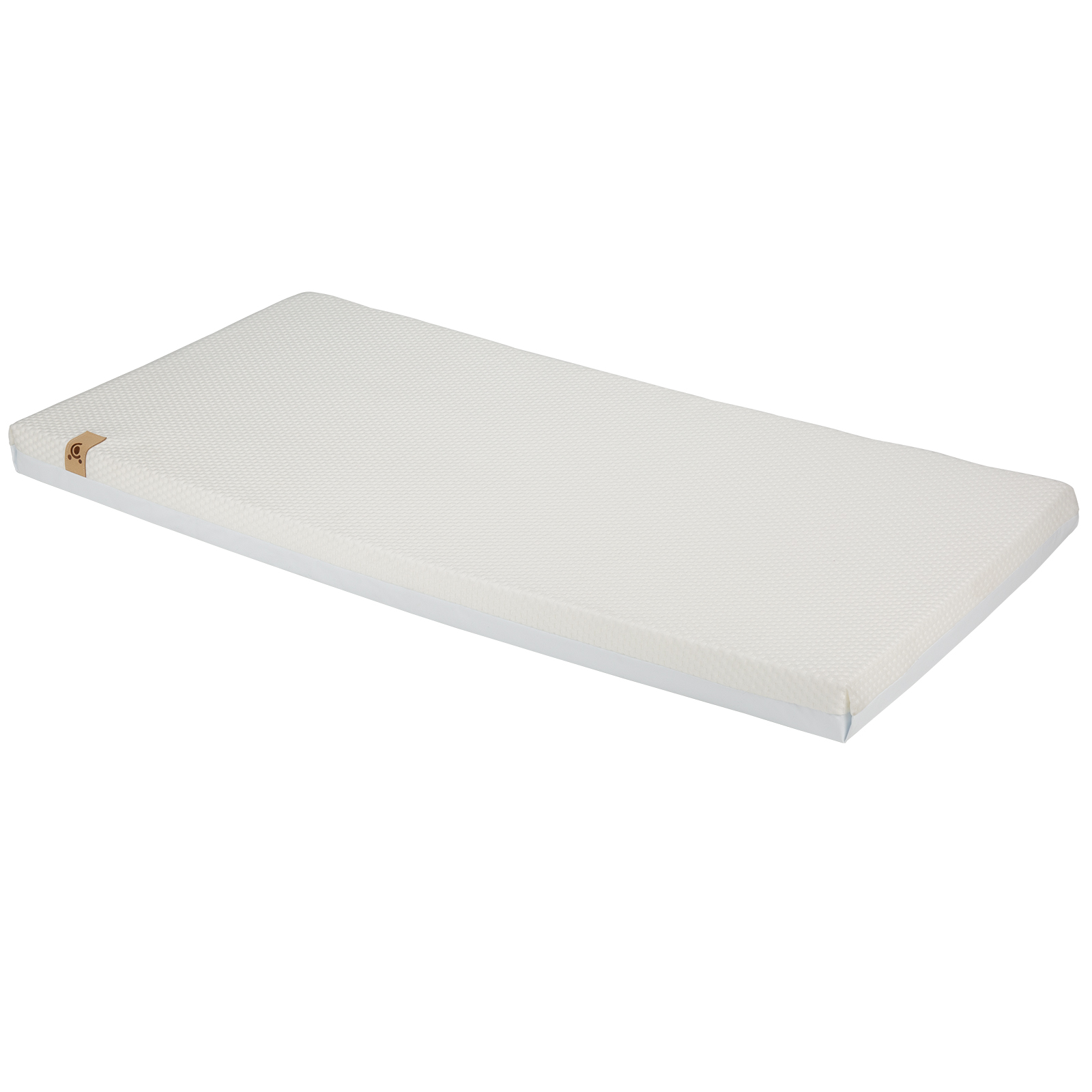 CUDDLECO  Pěnová matrace Lullaby 120 x 60 cm, Cream