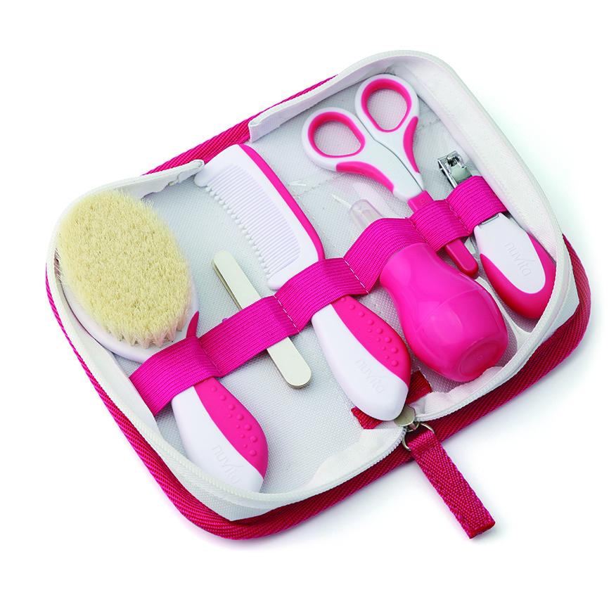 Kosmetická sada pro miminka, Pink
