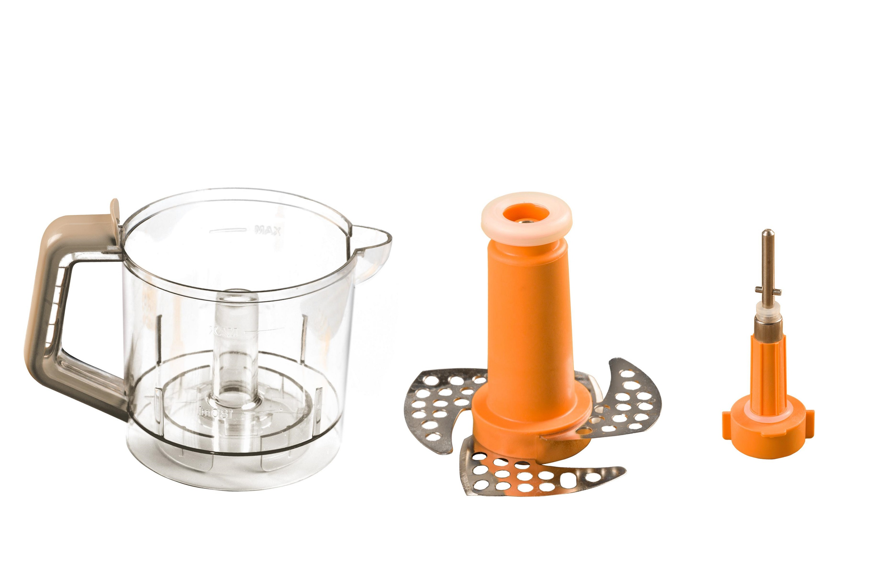 Robot + ohřívač lahví + sterilizátor