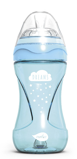 Lahvička Mimic Cool 250ml, Light blue