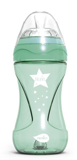Fľaštička Mimic Cool 250ml, Green