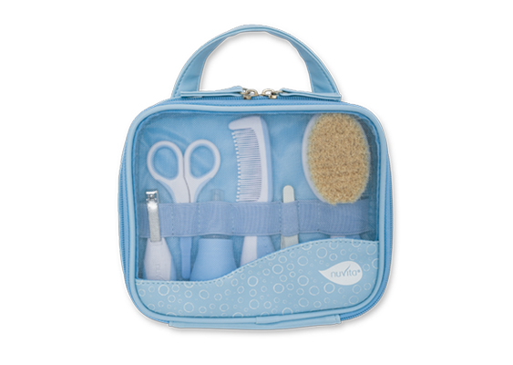 Kosmetická sada pro miminka, Pastel blue
