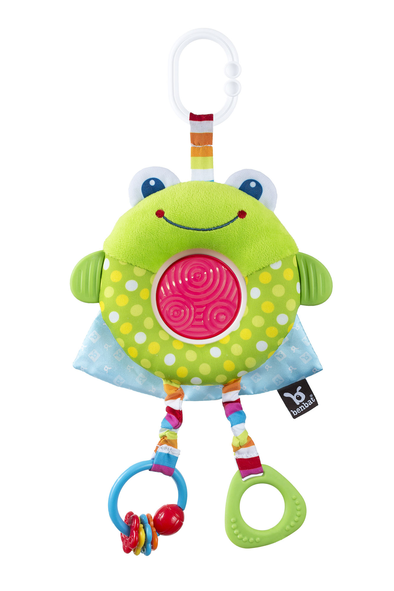Závěsná hračka, Frog