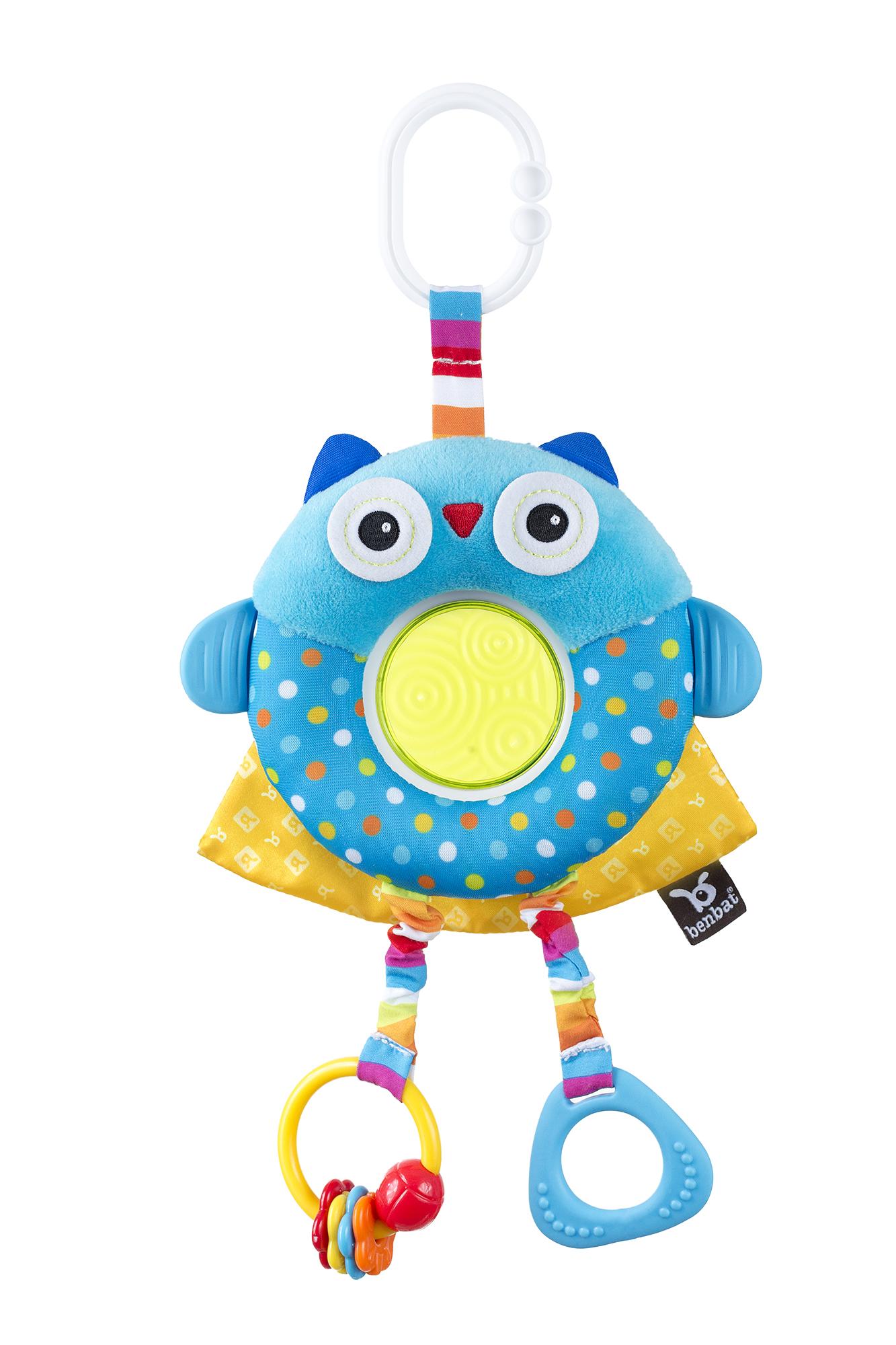 BENBAT  Závěsná hračka, Owl