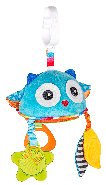 BENBAT  Závěsná aktivity hračka, Owl