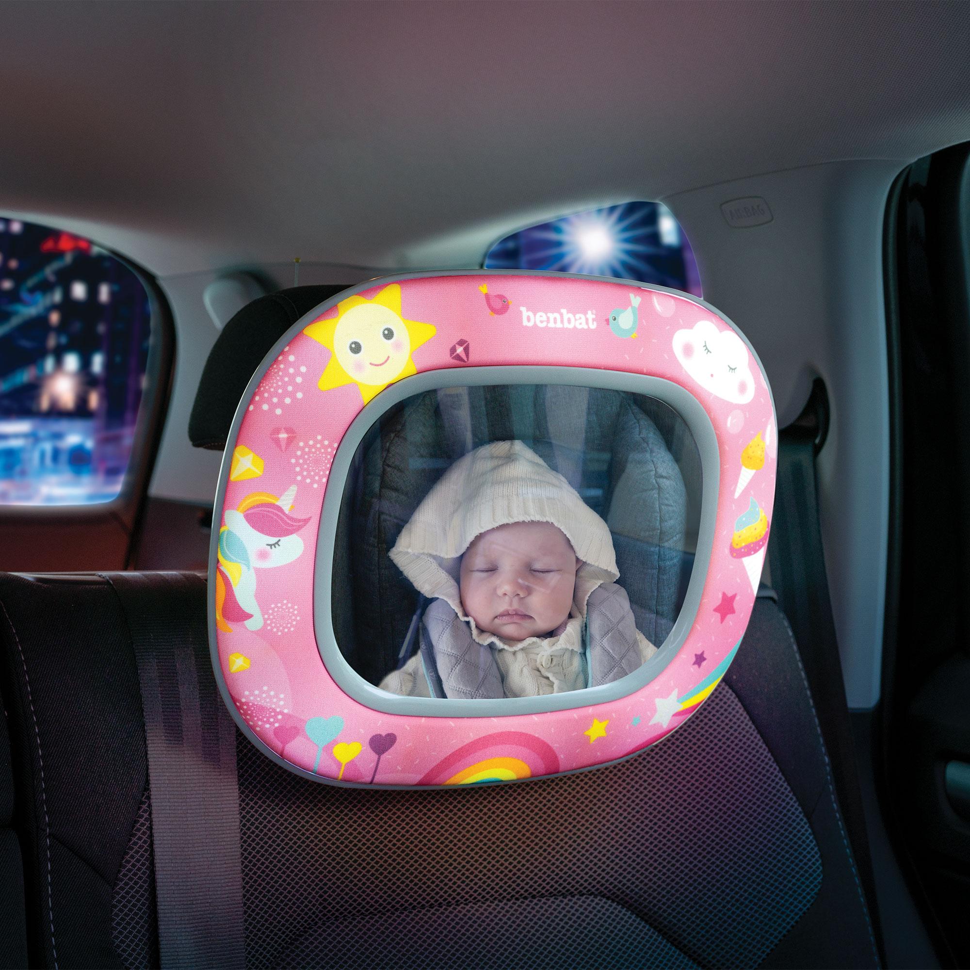 Zrcátko do auta Night&Day, Unicorn
