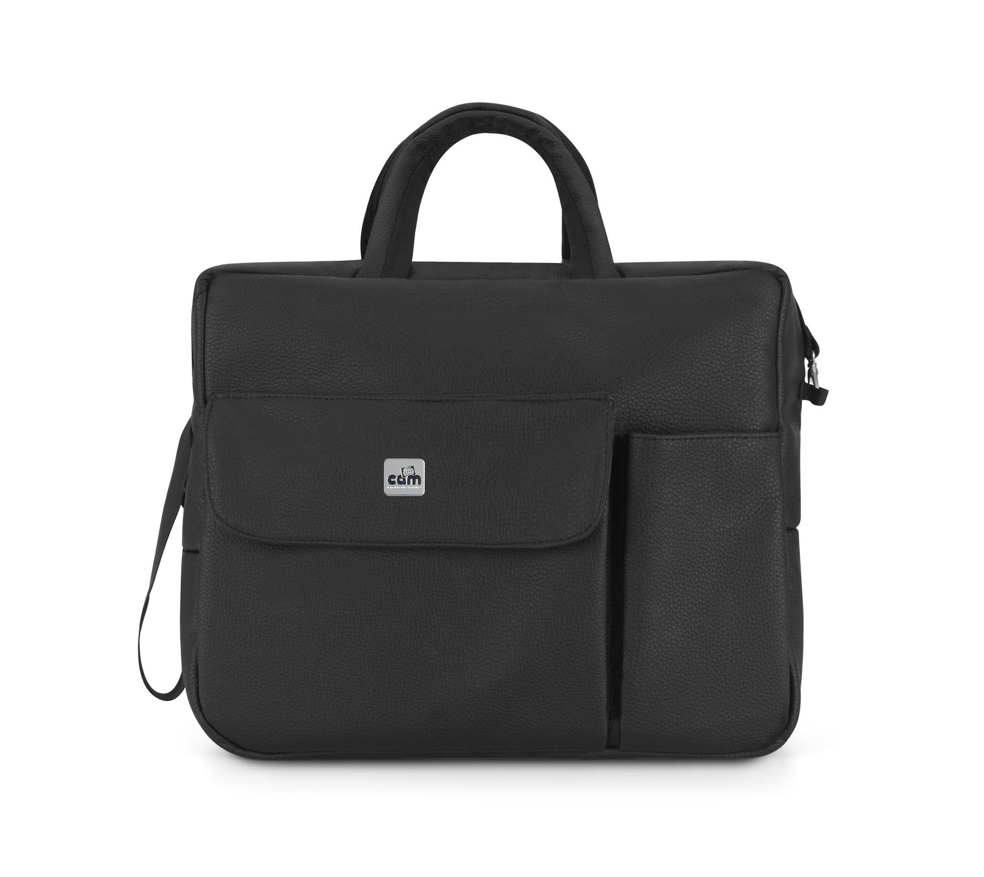 Přebalovací taška, Black