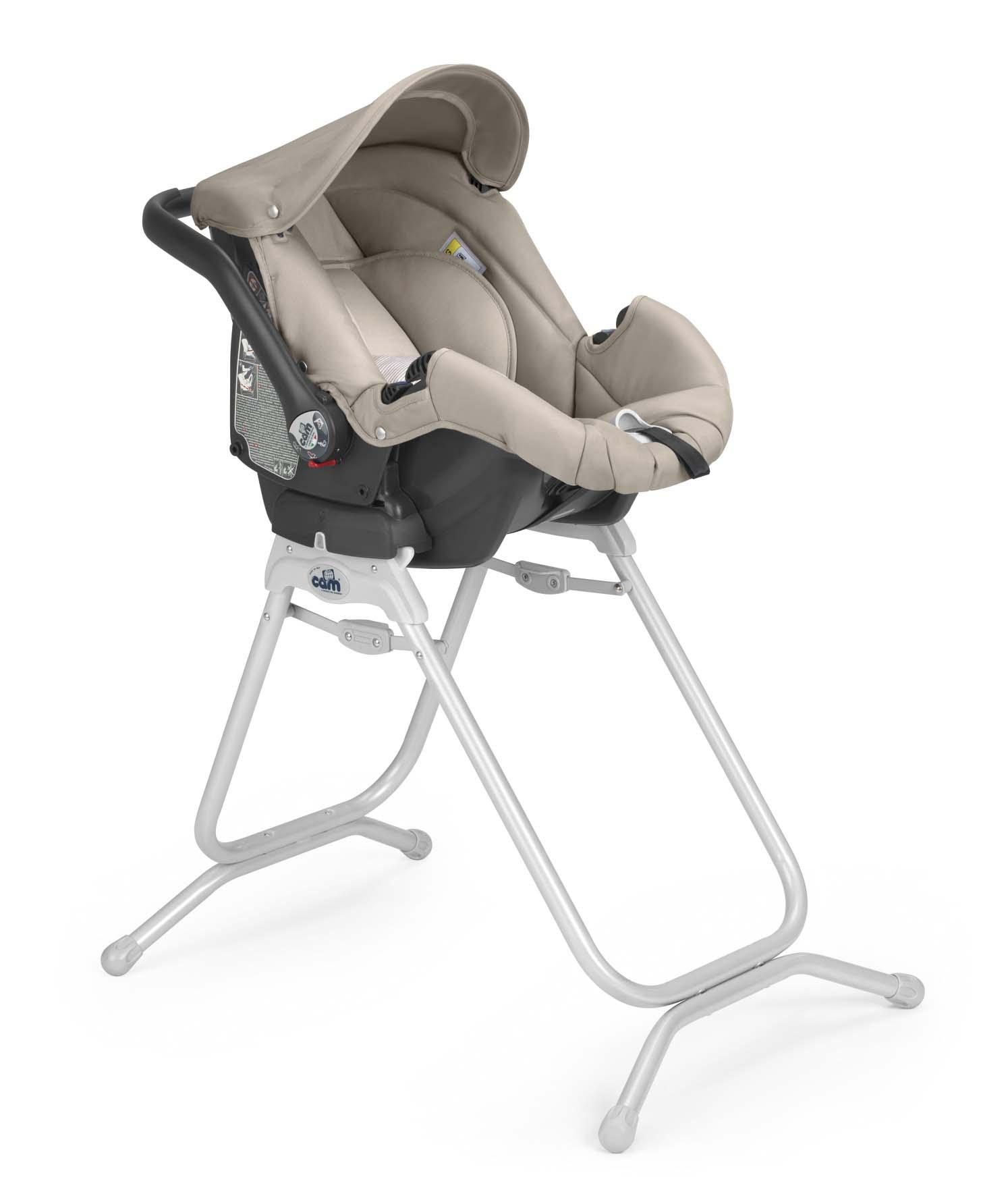 Stojan na hlubokou korbu, sporovní sezení a sedačku
