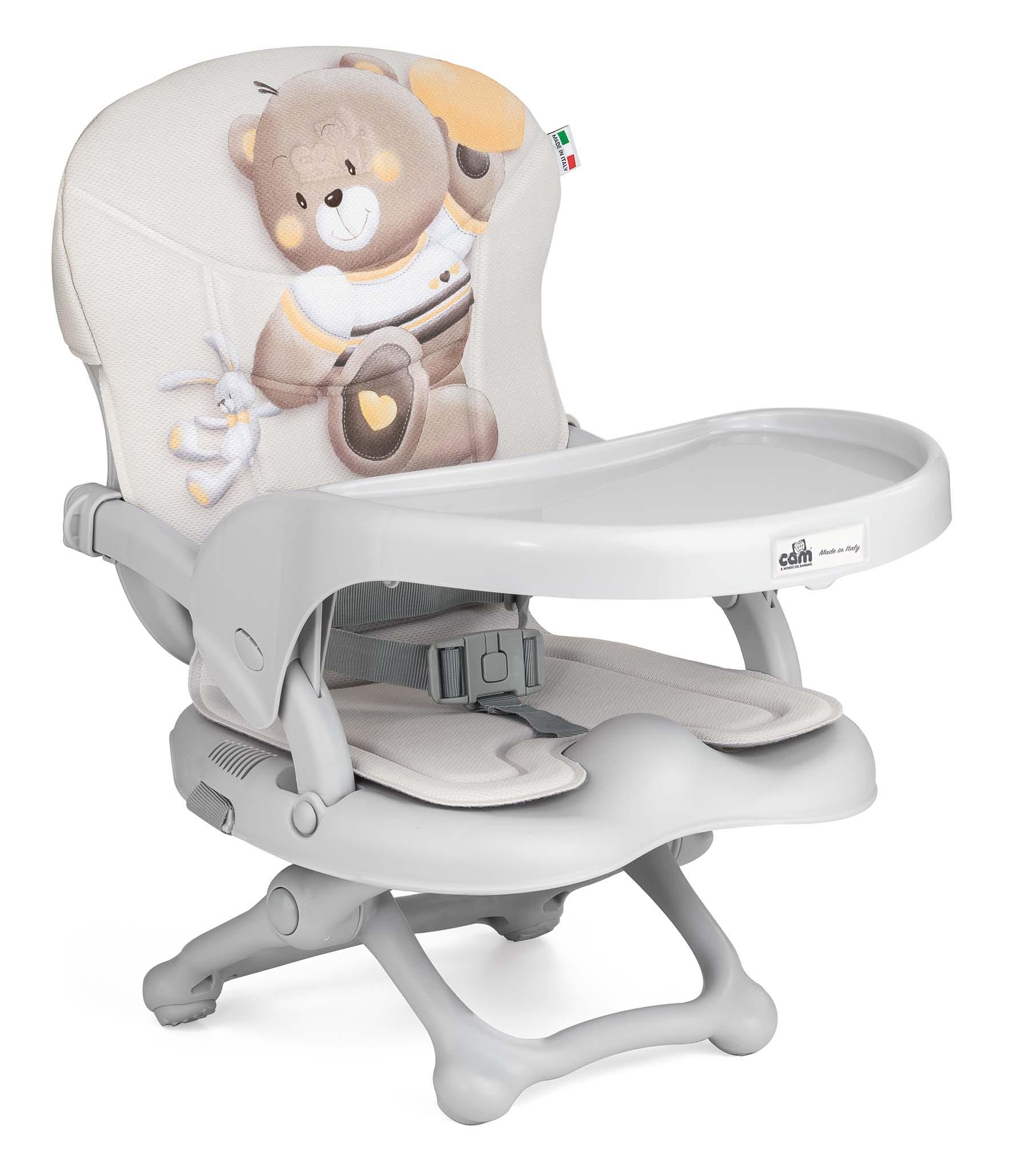Jídelní Židlička Cam Smarty Pop Col.240