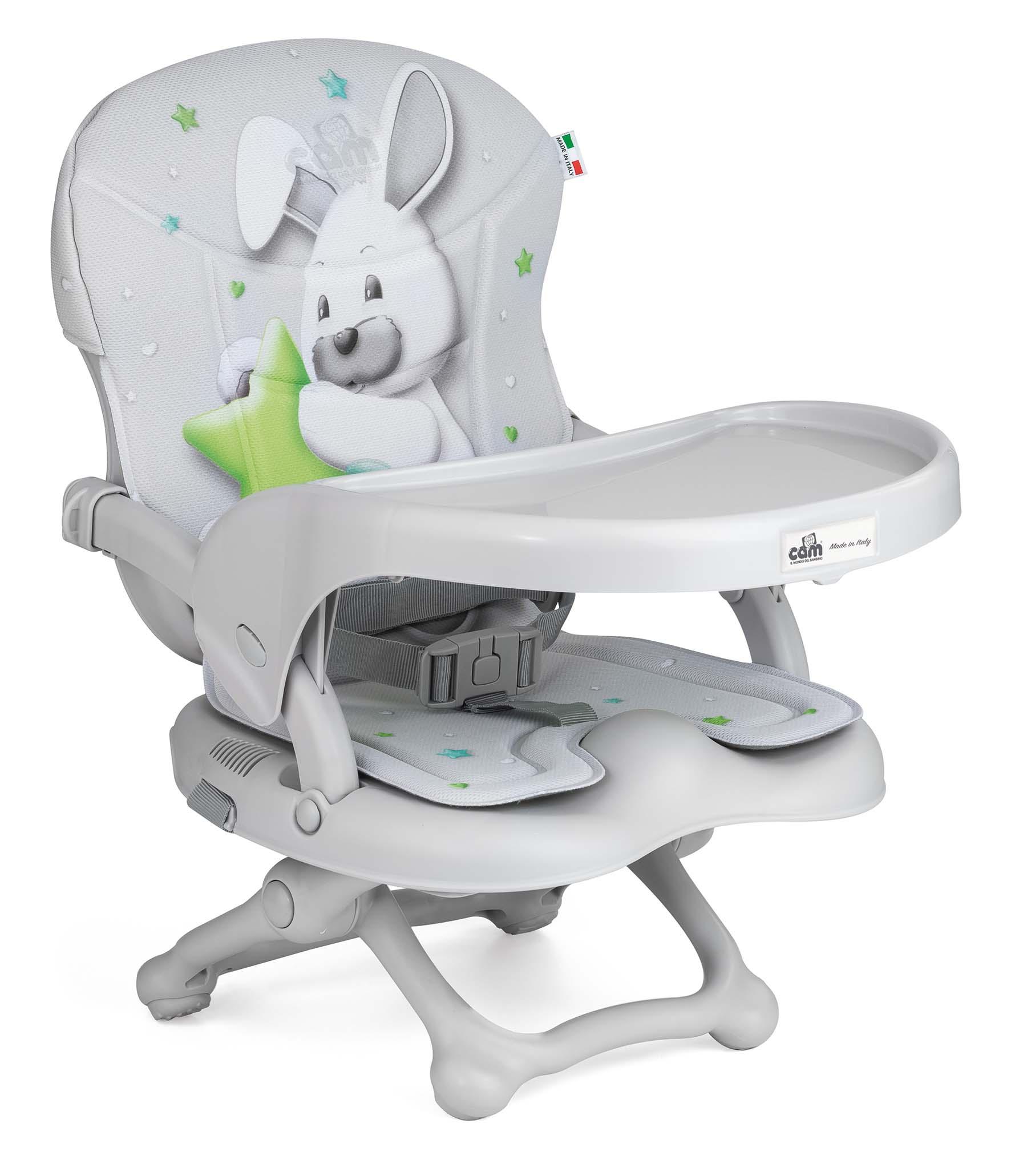 Jídelní Židlička Cam Smarty Pop Col.242