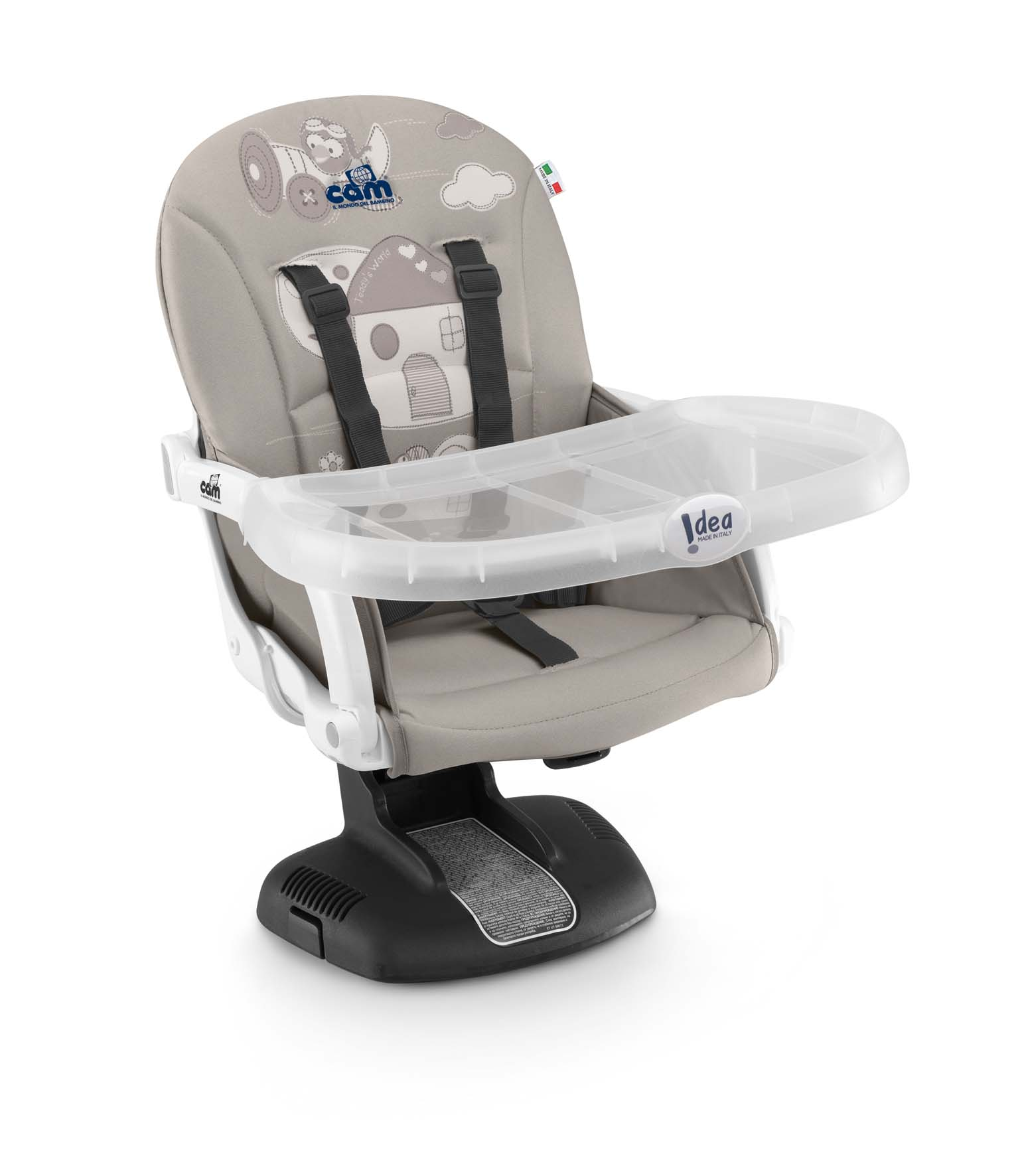CAM  Židlička Idea, Col.227