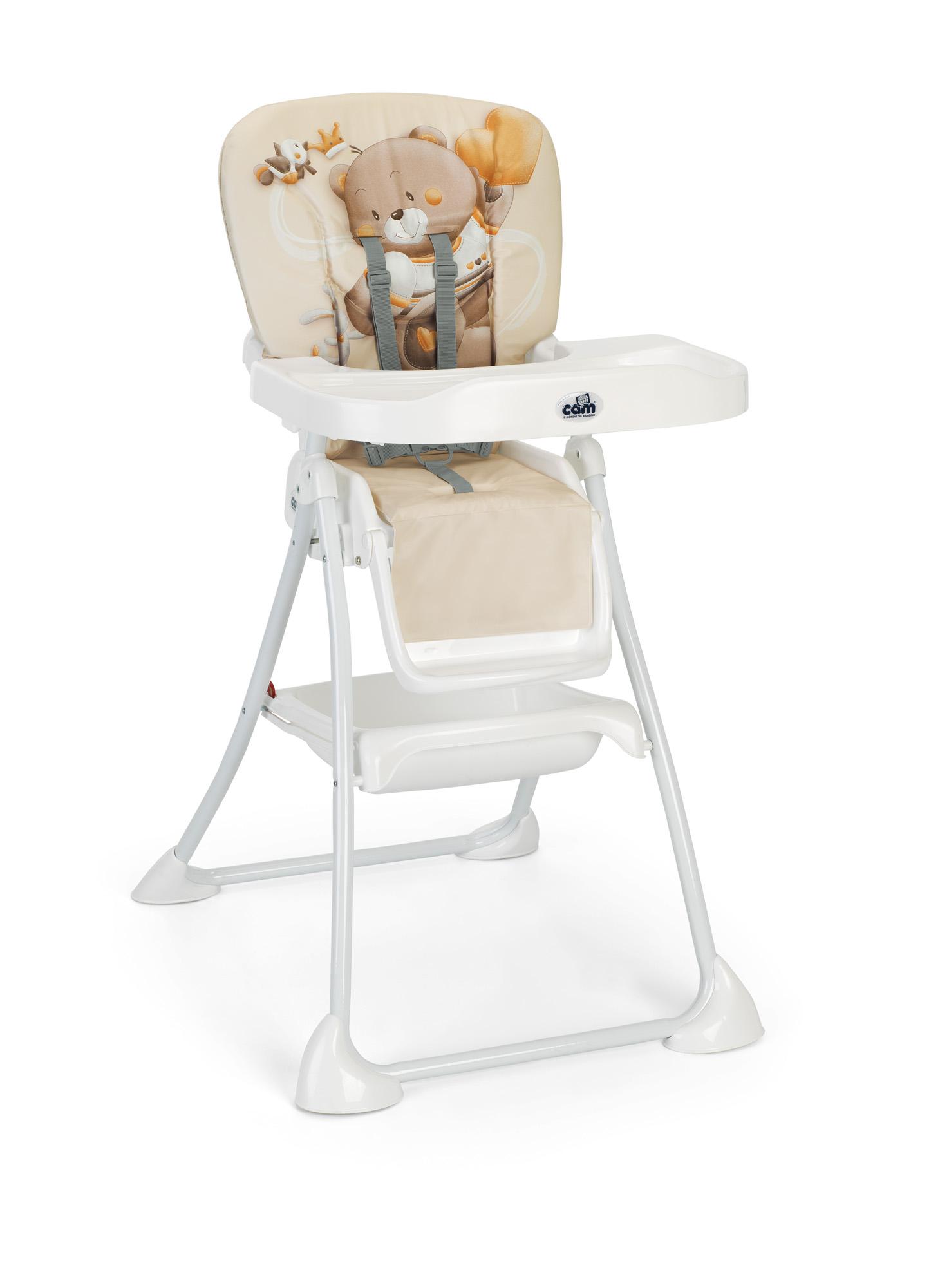Jídelní Židlička Cam Mini Plus Col.240