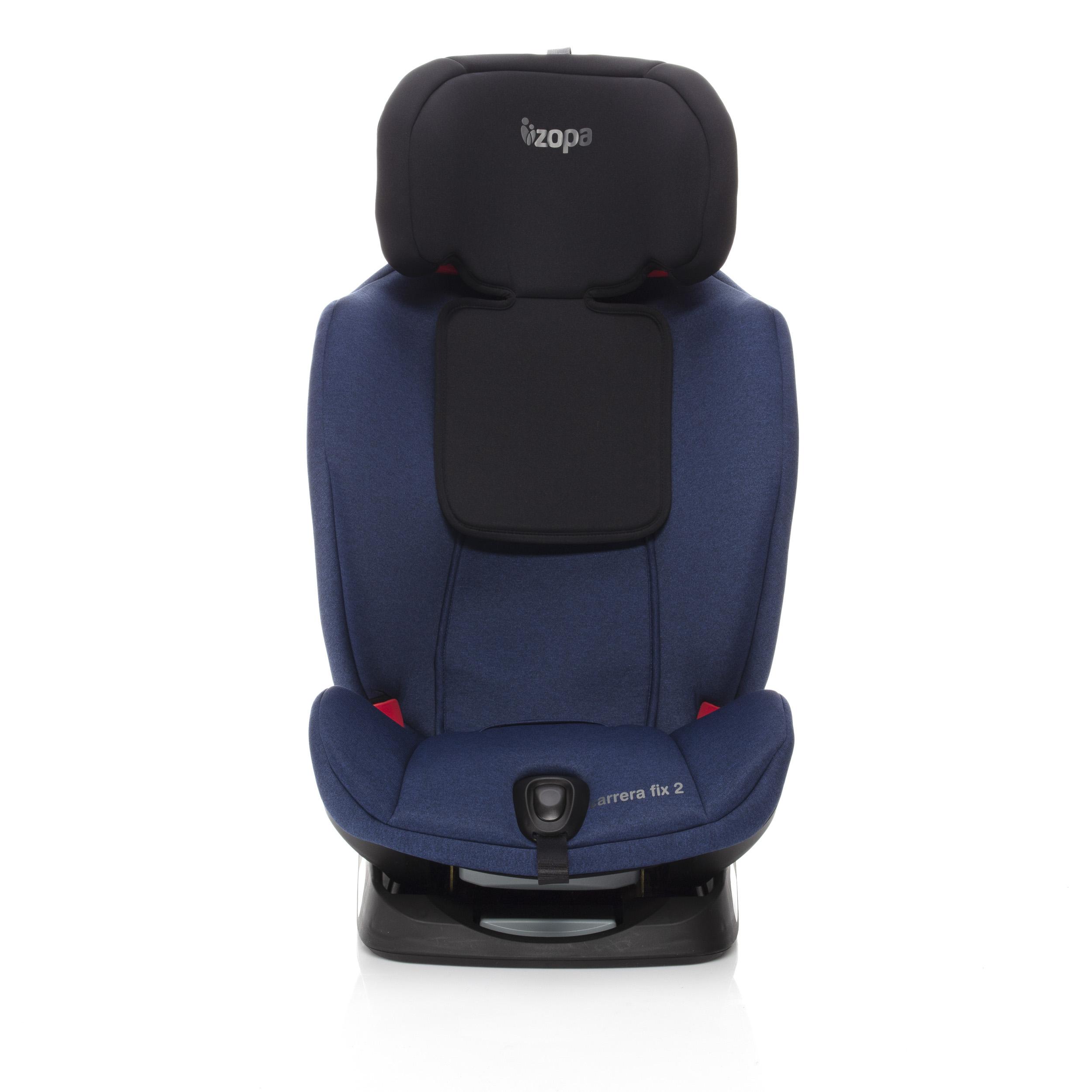 Autosedačka Zopa Carrera Fix 2 - Twilight Blue