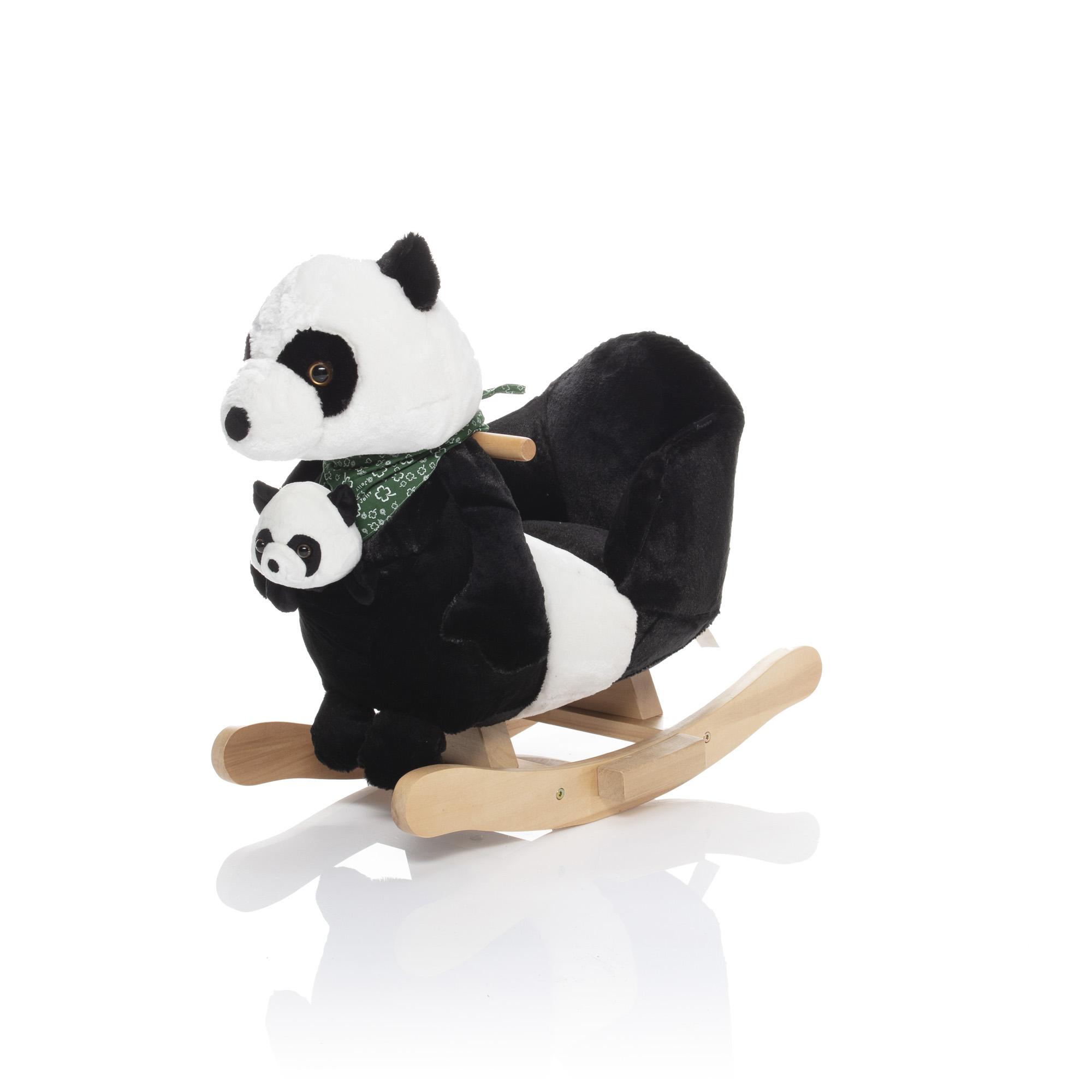 Hojdací panda