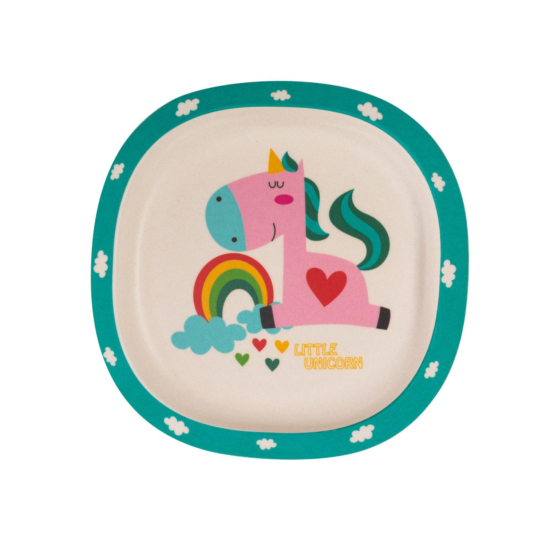 Bambusový talířek, Unicorn