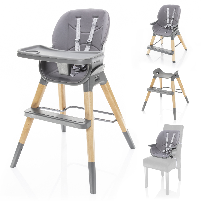 Dětská židlička Nuvio, Dove Grey