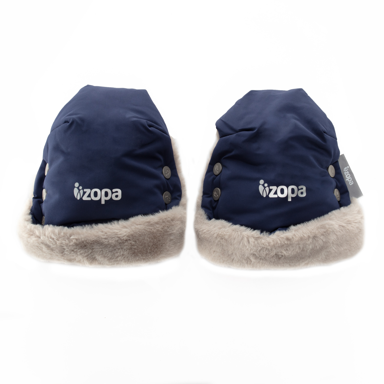 Zimné rukavice Fluffy, Royal Blue